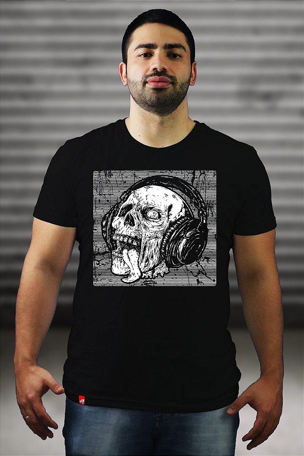 UNDEADPHONE (T-Shirt Unissex)
