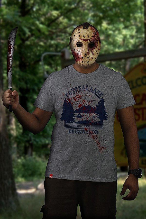 Crystal Lake (T-Shirt Unissex)