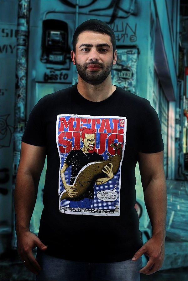 Metal Slug (T-Shirt Unissex)