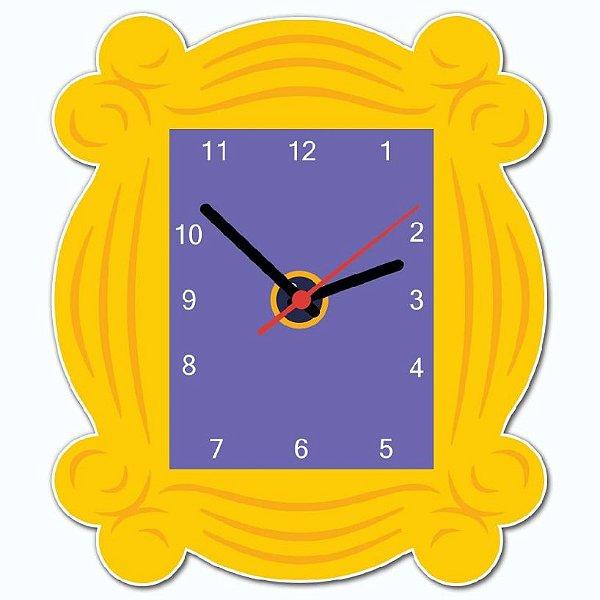 Relógio de Parede Friends