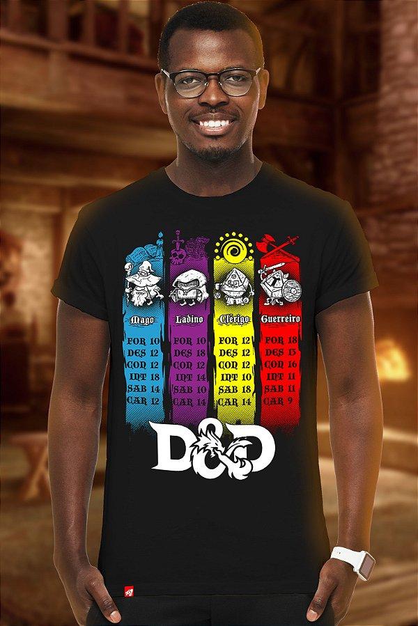 O Grupo de Dados (T-shirt Unissex)