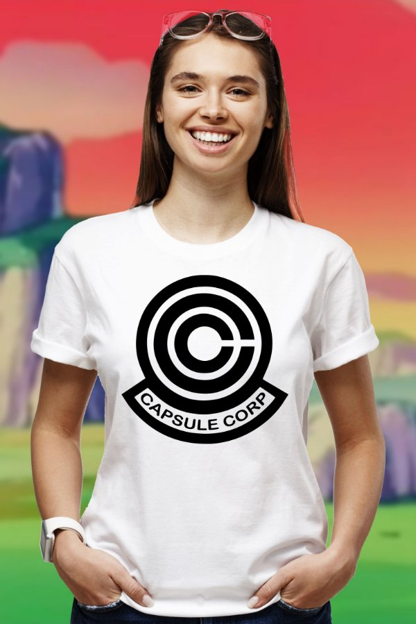 Corporação Cápsula (T-shirt Unissex)