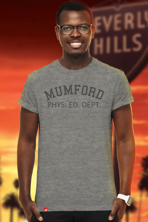 Mumford Phys Ed Dept. (T-shirt Unissex)