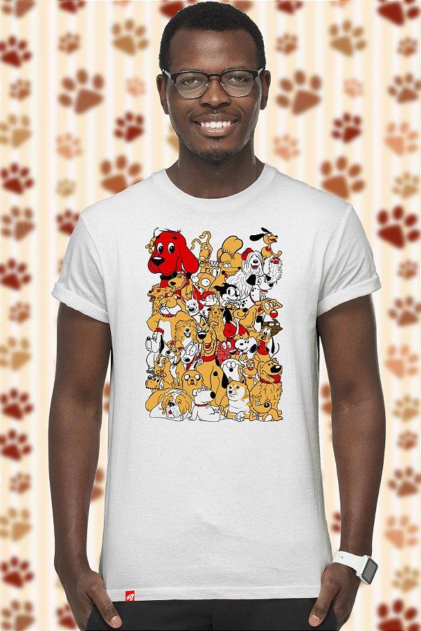 Cachorrada (T-shirt Unissex)