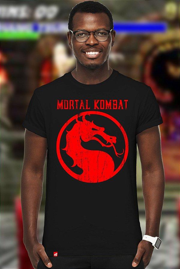 Mortal Kombat (T-shirt Unissex)