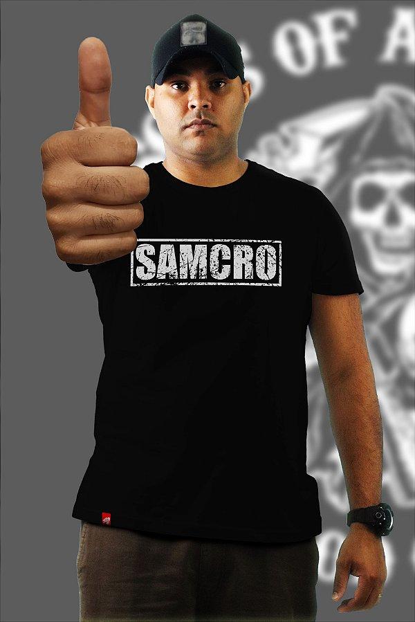 SAMCRO (T-shirt Unissex)
