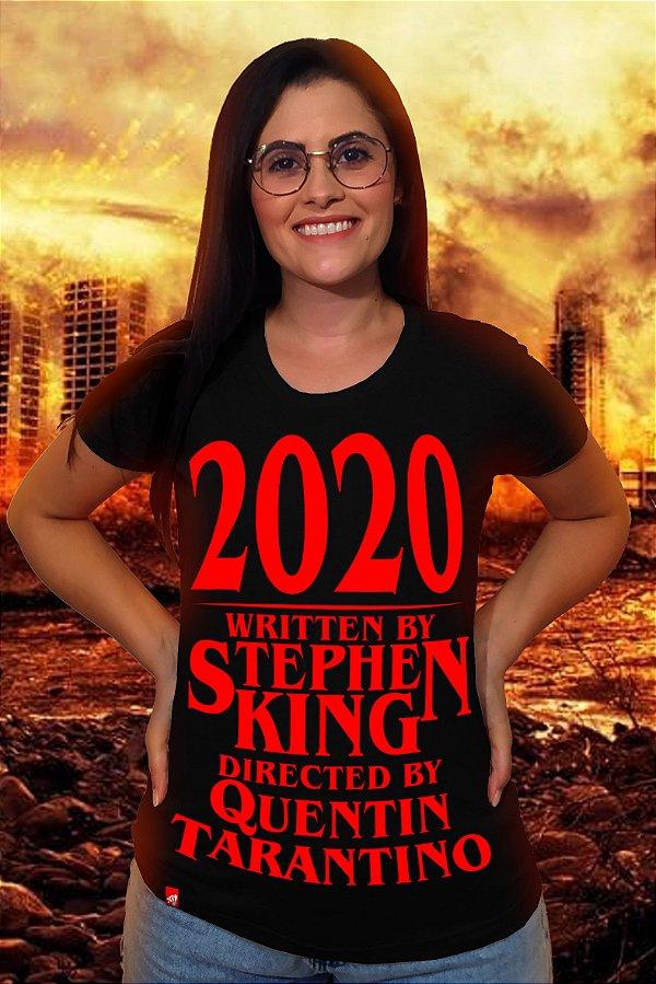 Quem Escreveu e Dirigiu 2020 (Baby Look)
