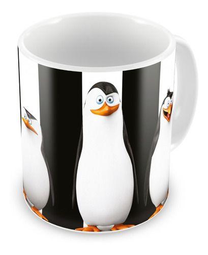 Caneca Personalizada Pinguins De Madagascar Promoção