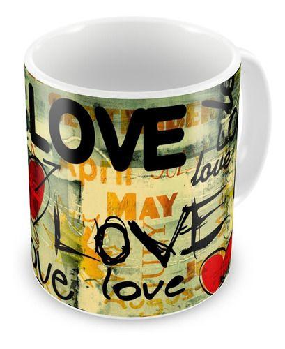 Caneca Personalizada Love Promoção