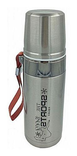 Squeeze Térmica Inox 750 Ml Isotérmica Camping Academia