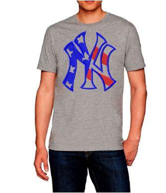 Camiseta camisa  Classica New York Yankees