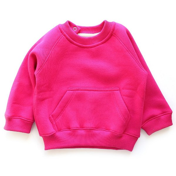 Moletom Pullover Pink