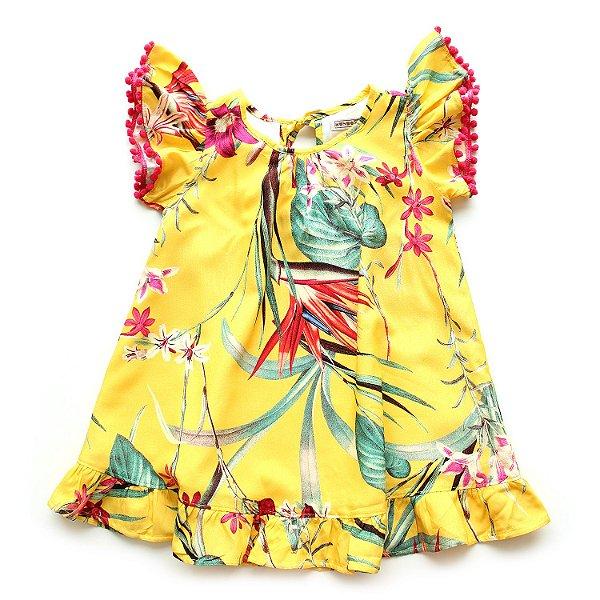 Vestido Sol Pompom