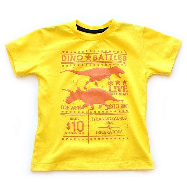 T-shirt Dino Battles
