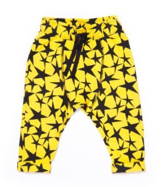 Calça Saruel Yellow Stars