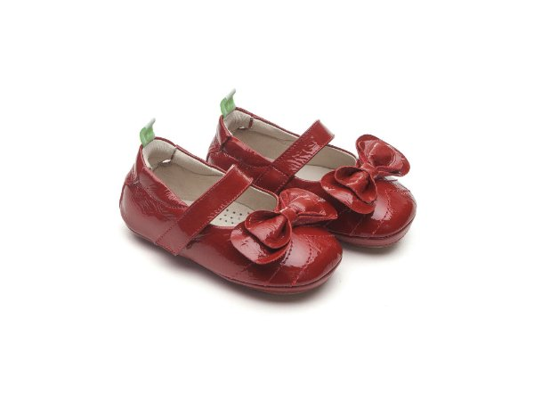 Sapatilha Fancy Patent Red
