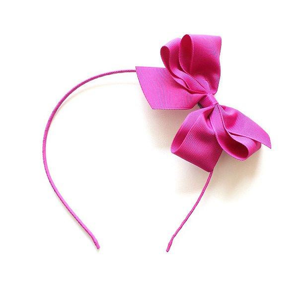 Tiara Arco Pink Maravilha