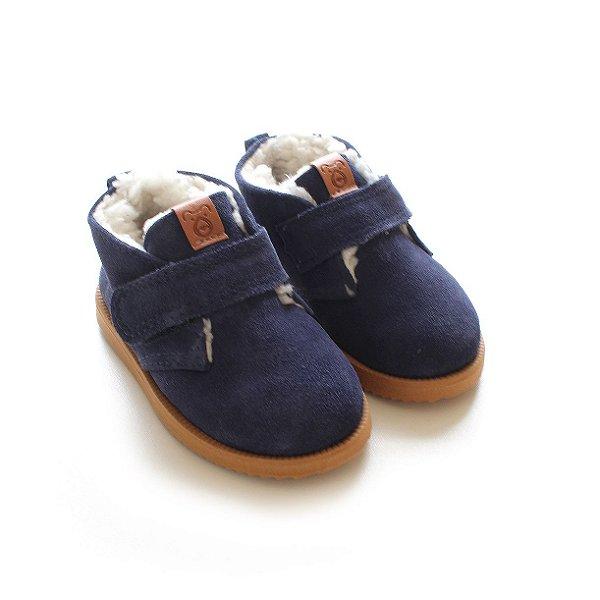 Bota Baby Walker Boot Marinho
