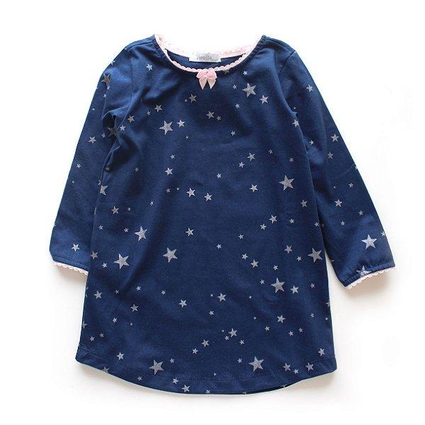Camisola Algodão Stars
