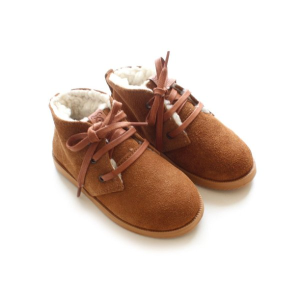 Bota Kids Walker Boot Caramelo