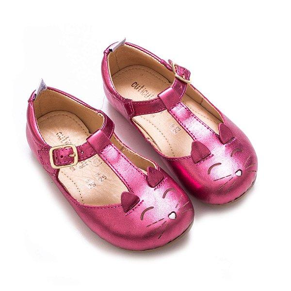 Sapatilha Gatinho Pink GLAM