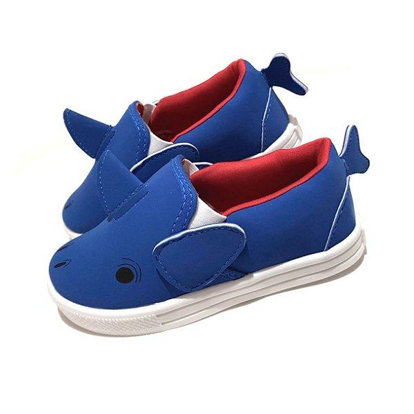 Tênis Tubarão Azul