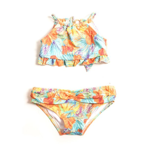 Biquini Cropped Tropical