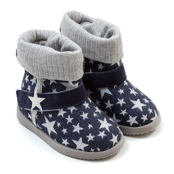 Bota Moon Boot Stars