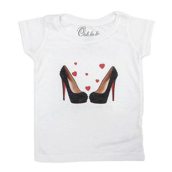 T-shirt Flamê Louboutin