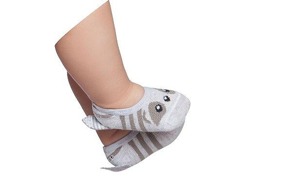 Meia Sapato Tubarão