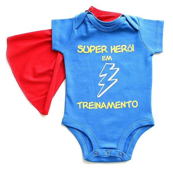 Body Super Herói em Treinamento
