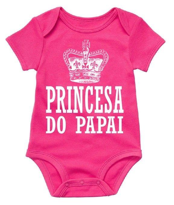 Body Princesa do Papai