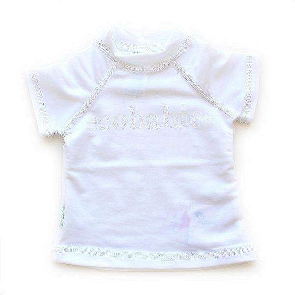 Camisa Manga Curta Branca FPU50