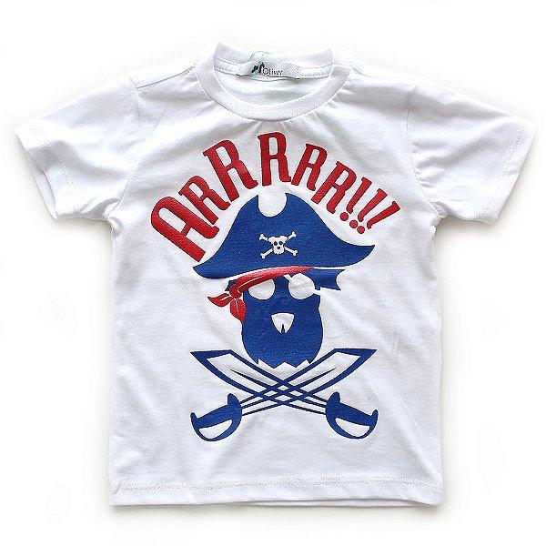 T-shirt Piratinha