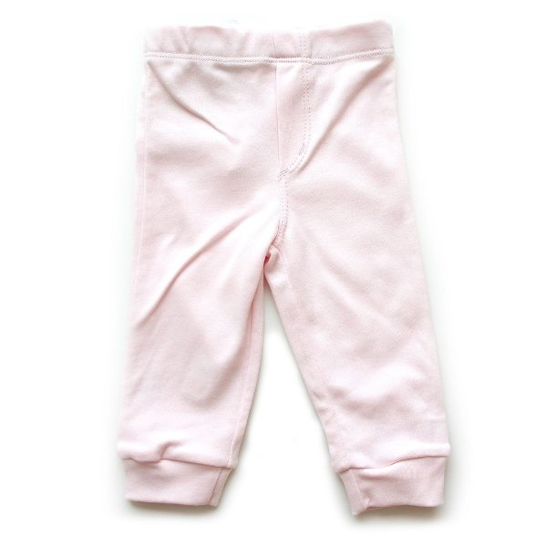 Calça Pima Rosa Bebê
