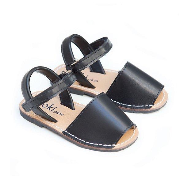 Sandália Avarca  Pretinho Básico