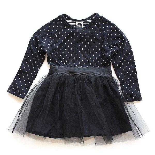 Vestido Tutu Black