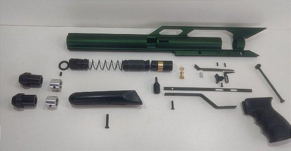 Kit Reposição Carabina PCP Custon Verde
