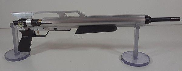 """Kit PCP Custon GIII Aluminio + Cano Original de 19""""  5.5mm + Valvula de alto Fluxo  (PRÉ VENDA - ENTREGA EM 15 DIAS )"""