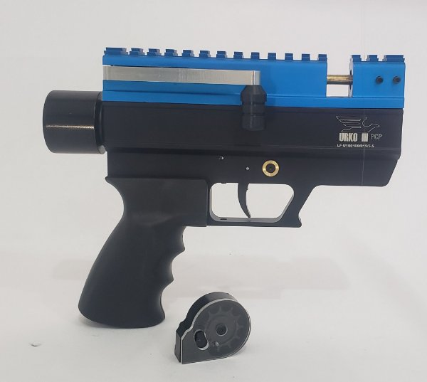 Conjunto Principal PCP URKO III - Azul