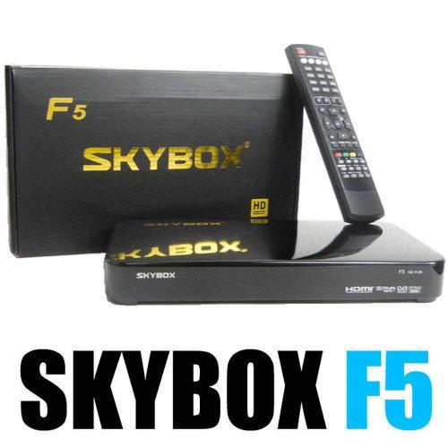 Receptor FTA SkyBox F5 Alta Definição HD