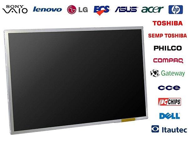 Tela para Notebook Widescreen LCD ou LED Original