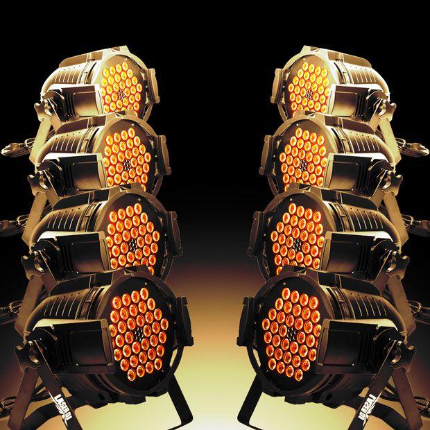 Kit 8 x Refletores de LED [ULTRA-BRILHO] (Aluguel 24h)