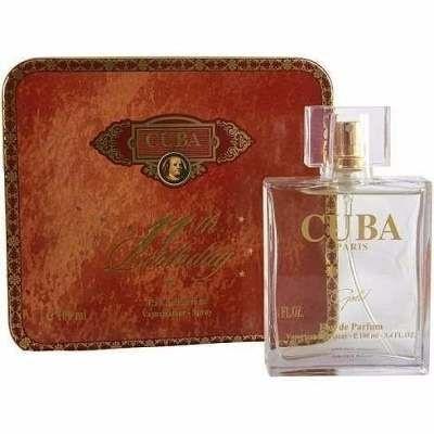 Perfume Cuba 11th Birthday - Eau de Parfum - 100ml - Cuba Paris