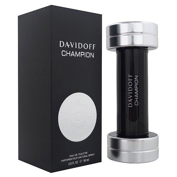 Perfume Masculino Davidoff Champion - EDT - DAVIDOFF - 90ml