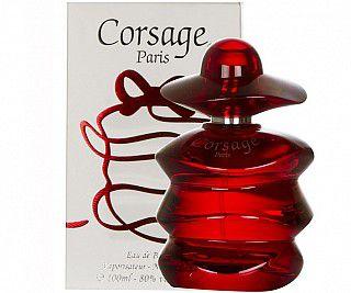Perfume Corsage - Eau de Parfume - Paris Bleu - 100 ML