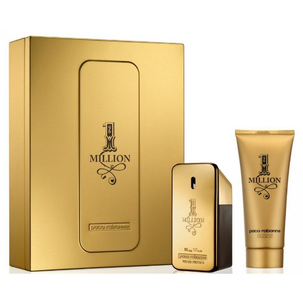 Kit Perfume 1 Million EDT 100ml + Shower Gel - Paco Rabanne