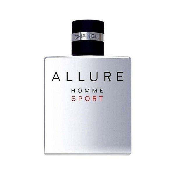 Perfume Tester Allure Homme Sport - EDT - Chanel - 100ml