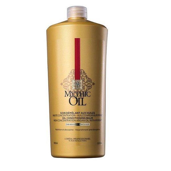Condicionador Mythic Oil with Argan Oil & Myrrh - L'Oréal - 1000ml