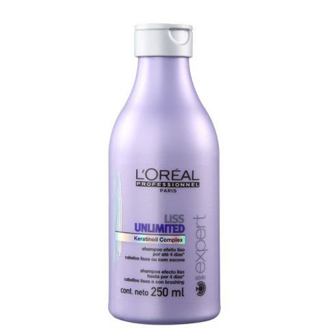 Shampoo Liss Unlimited L'Oréal Professionnel - 250ml